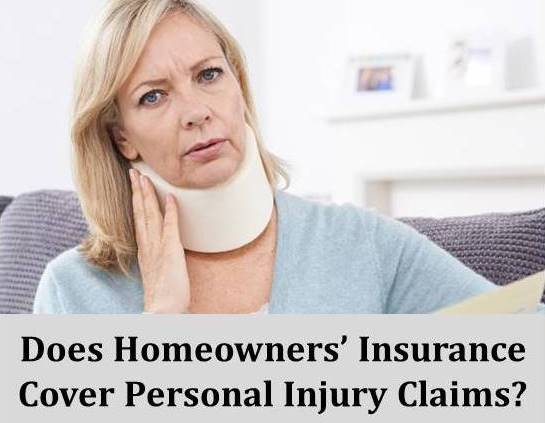 Does Homeowners' Insurance Cover Personal Injury Claims?